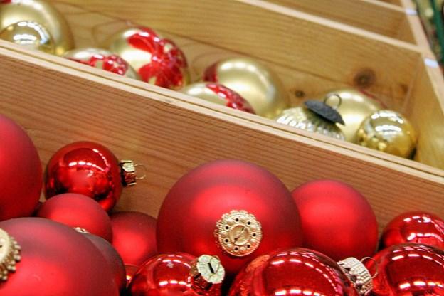 24. og 25. november er der julemarked i Galleri Hou. Foto: Allan Mortensen