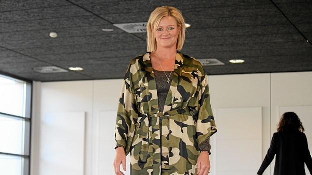 Army-beklædning er et af de store moderigtige hit her i efteråret.