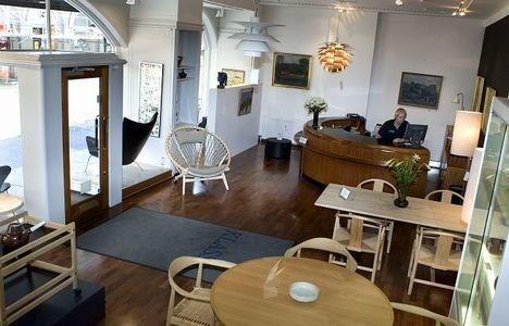 Efter 1. november vil Klassik også byde på møbelklassikere i Aalborg, nemlig i en ny butik på Strandvejen. FOTO: LARS HELSINGHOF/SCANPIX