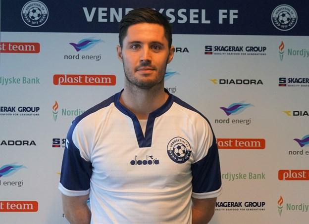 Australske McGowan er blevet udstyret med en kontrakt til 2021, og får nummer 4 i Vendsyssel FF.