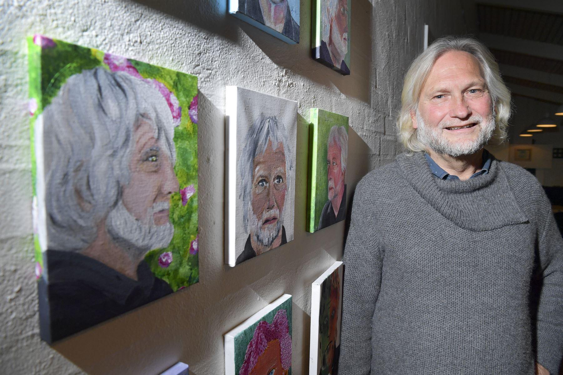 Berno Jacobsen er gået på pension fra forstanderjobbet på Østhimmerlands Ungdomsskole i Bælum - mød ildsjælen, der er bekymret for hvad folkeskolens forvandling gør ved børnene