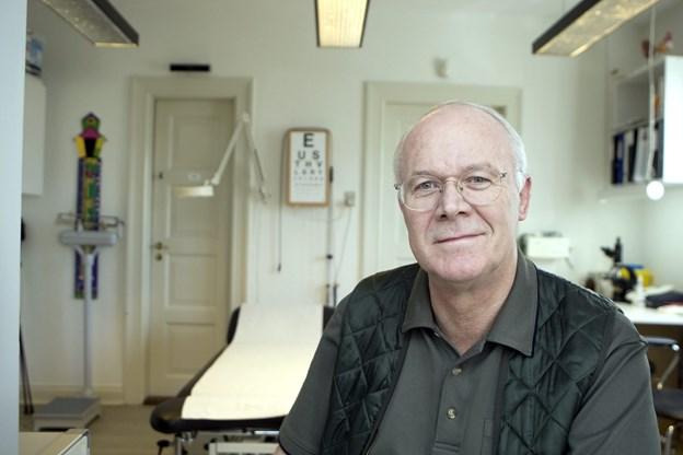 Ais Egede Jensen, læge i Lendum siden 1983 vil sælge sin praksis, men fortsætte i Østervrå. Arkivfoto: Hans Ravn
