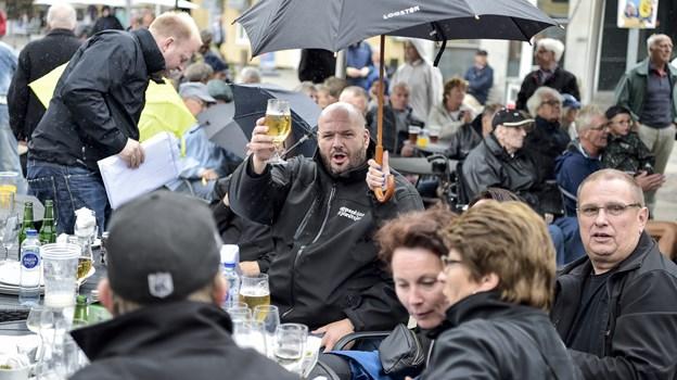 Sådan tog musikfesten sig ud i 2016.  Foto: Henrik Bo © Henrik Bo