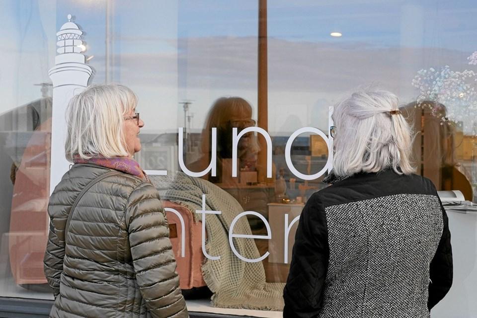 Lund Interiør i Hirtshals. Foto: Peter Jørgensen