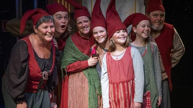 """Forestillingen """"Jul på slottet"""" er også på programmet de kommende måneder. PR foto: IB"""