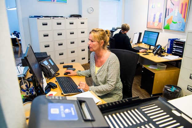 Regionsklinikken Øster Jølby har fået et vigtigt stempel. Arkivfoto: Diana Holm.