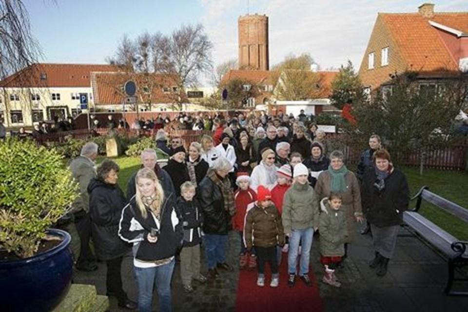 Over tre hundreder mennesker besøgte lørdag Skagens Museum, der havde gratis entré og et helt program med små foredrag af forfatterne til jubilæumsbogen.Foto: Peter Broen
