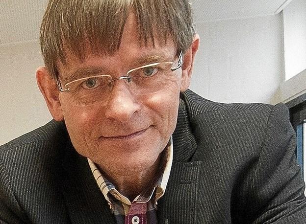 Steffen Bruun - vicerektor: En mindre kapacitet i Hjørring ændrer intet for Frederikshavn Gymnasium.