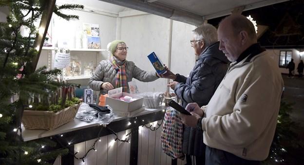 Vesterhavsfruerne og Lions Fjerritslev gør en særlig indsats for at hjælpe dem, der har størst brug for en håndsrækning - det kom blandt andet til udtryk op til jul, hvor de to frivillige organisationer uddelte 53 julekurve takket være den store støtte, man får fra på private og erhvervsdrivende. Arkivfoto