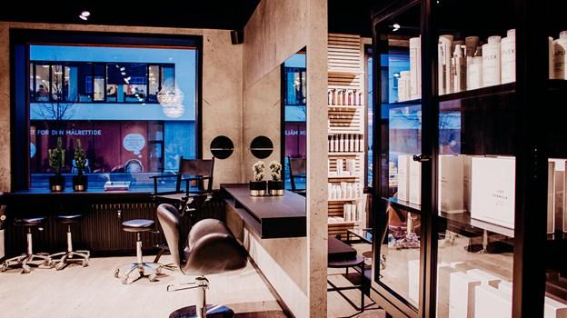 Billige frisørbehandlinger og hjemlig indretning har tiltalt de nordjyske kunder. PR Foto