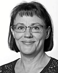 Karin Laursen fylder 60 år juleaftensdag