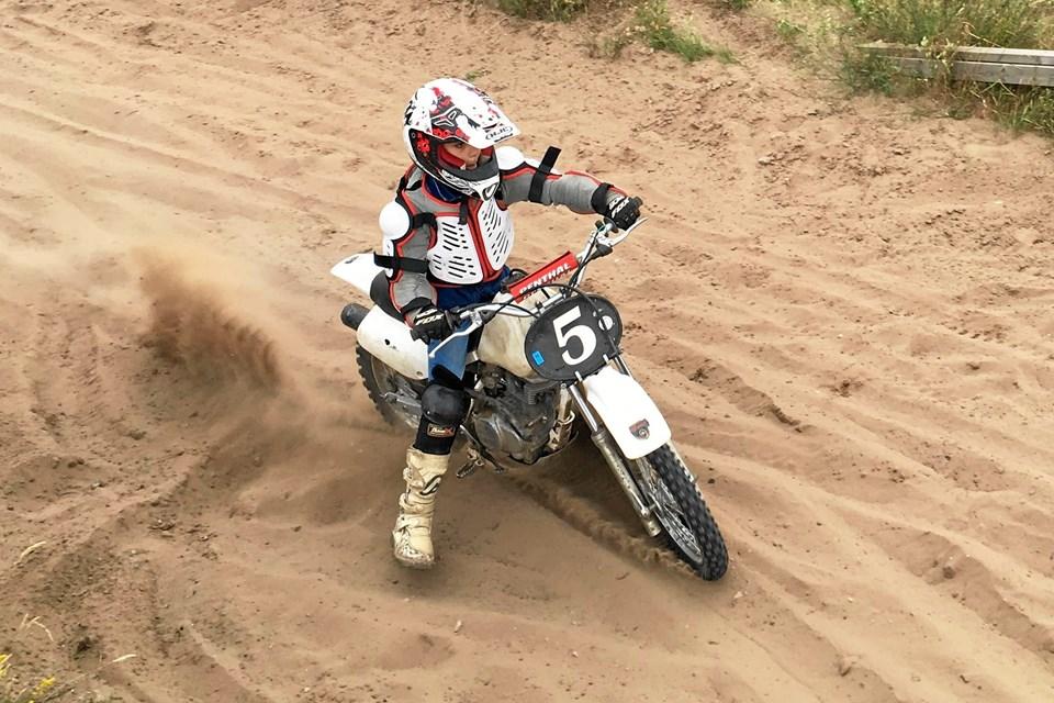 Hadsund Motor Klub har meldt sig som aktør i Aktiv Ferie.    Privatfoto