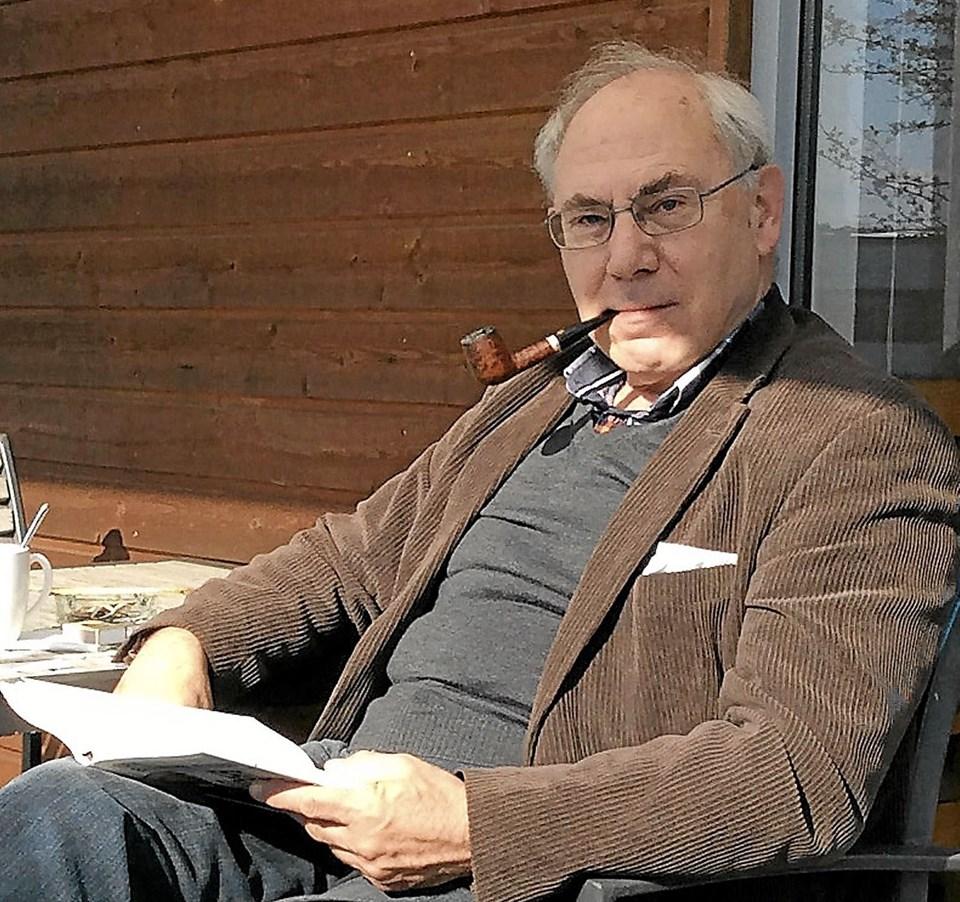 Jørgen Clausager.Privatfoto.