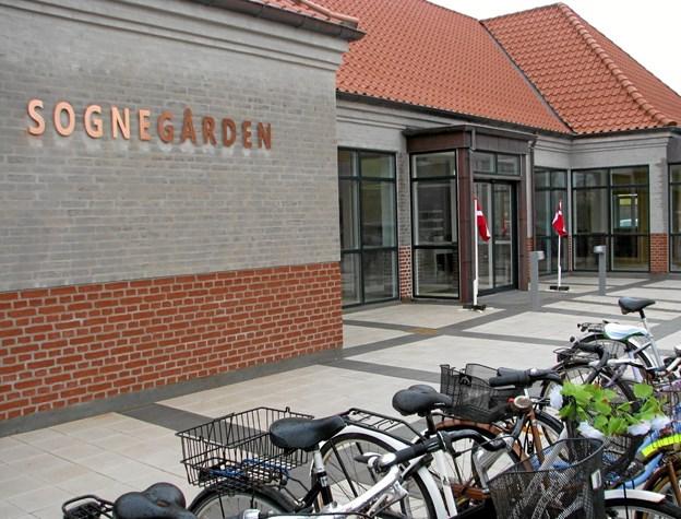 Løkken Sognegård er udgangspunkt i Løkken Storpastorat for indsamling til Folkekirkens Nødhjælp. Foto: Arkivfoto