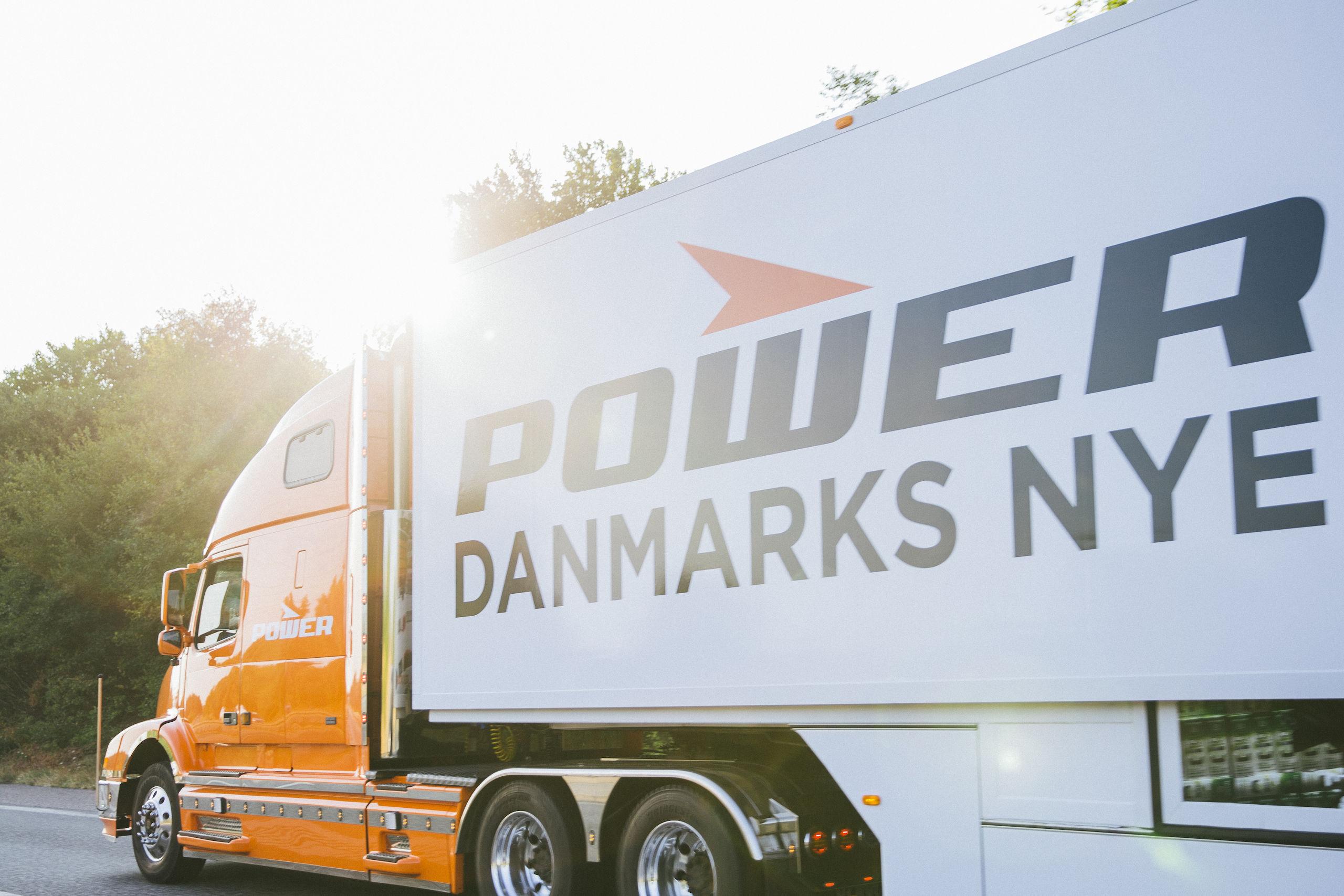 1. december kommer pop up-shoppen fra elektronikkæden POWER til Aalborg. Privatfoto