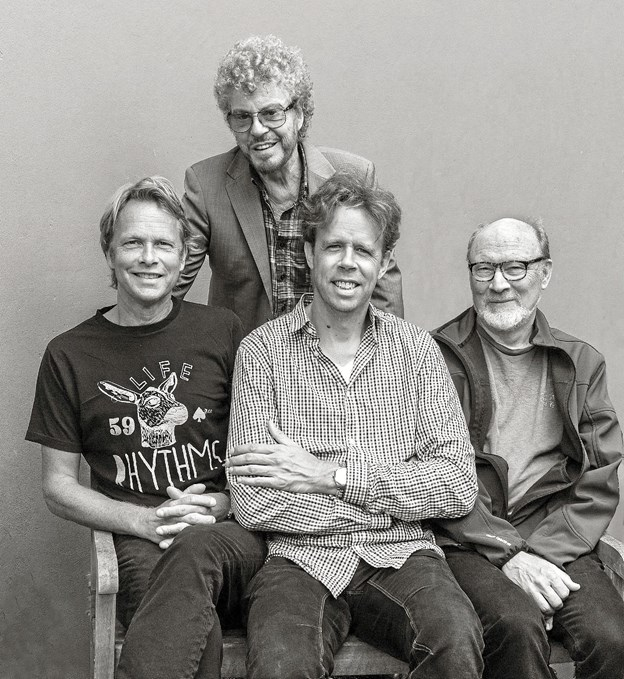 """Det er en af dansk musiks """"grand-old-men"""", der går på scenen, når Allan Mortensen i selskab med Jens Jefsens Trio, går på scenen til Frokostjazz, lørdag d.15/9. Foto: PR - foto"""