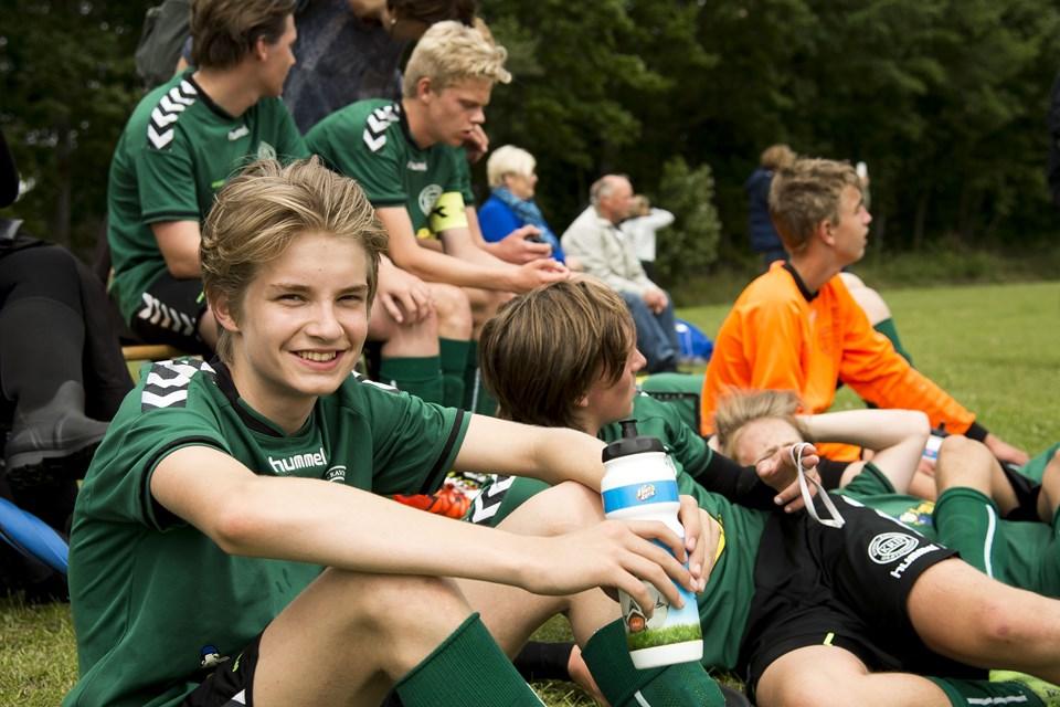Jens Ole Pedersen og Lasse Sand Rasmussen