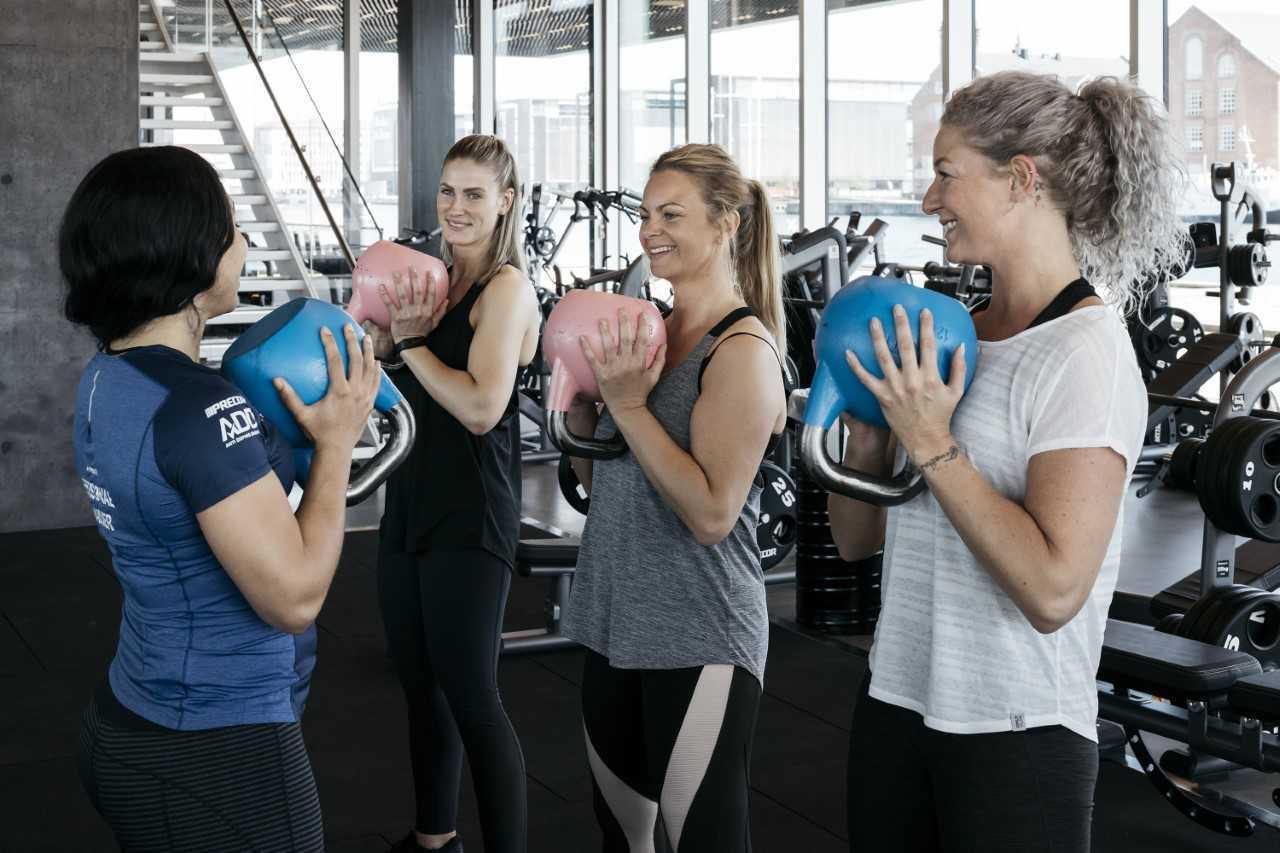 Fitness for millioner: Centre i Aalborg skifter navn og bygges om