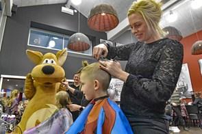 Salon Kvali:Tid rykkede til Happys Hule