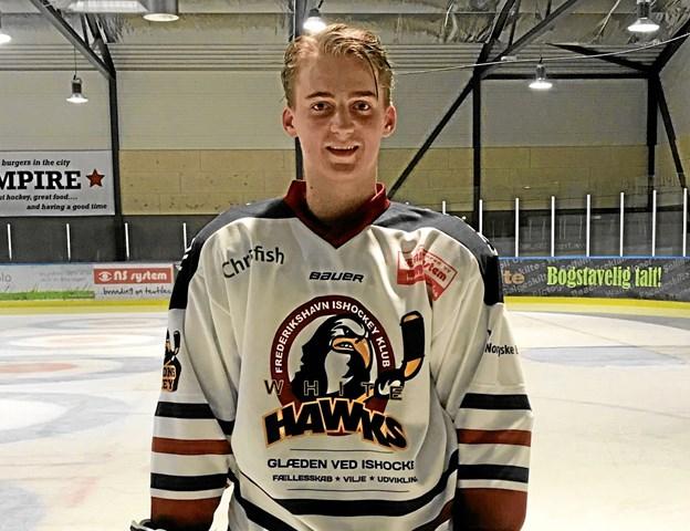 16-årige Nikolaj Kajgaard skifter Vendsyssel ud med den canadiske delstat Nova Scotia. Privatfoto