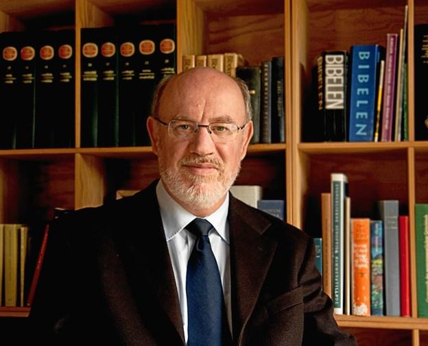 Jørgen Kjærgaard er stiftskonsulent i salme- og gudstjenestepraksis i Aalborg Stift.