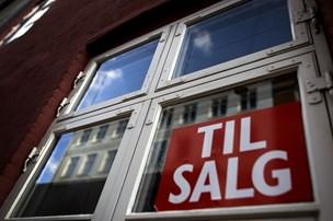 Efter flere års fest: Danskerne brugte mindre på boliger i 2018
