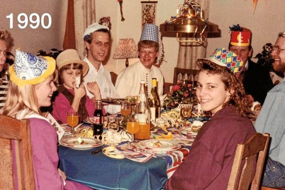 Børnene kom til og nytårsaften blev på deres præmisser...