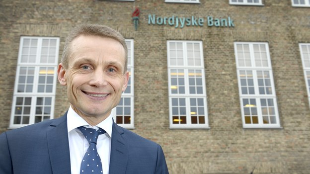 Ny foreningspris på 100.000 kr. skal styrke lokale initiativer. Foto: Nordjyske Bank. Foto: Bente Poder.