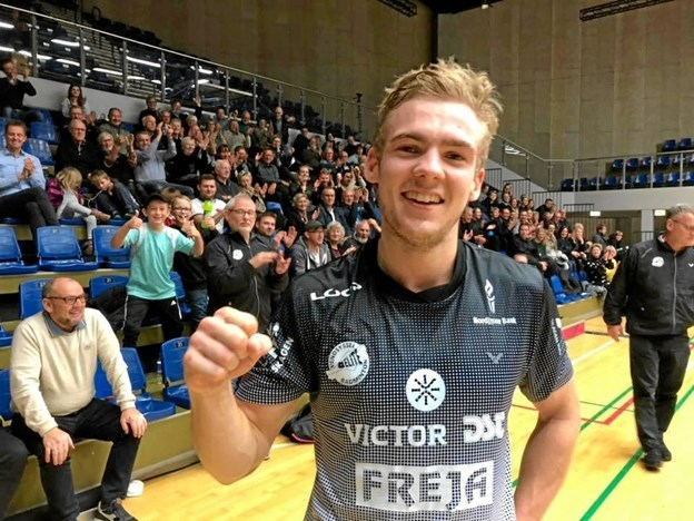 Victor Svendsen satser på at lande mellem de 32 bedste i løbet af 2020.