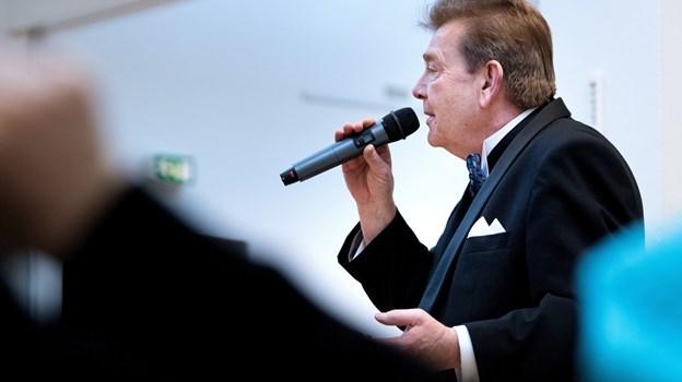 """Michael Winckler: Gustav var vild med Bing Crosbys sange og sagde altid: """"Jeg kopierede ham skamløst"""". Torben Hansen"""