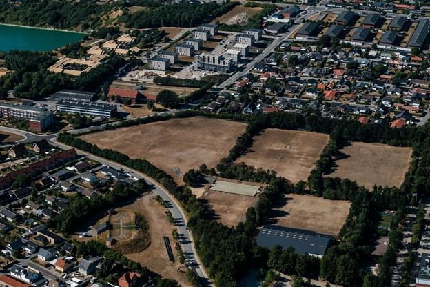 NBs baner i Nørresundby.