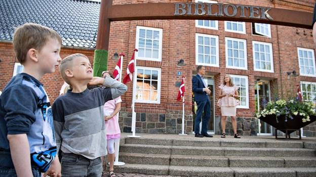 Brønderslev Bibliotek arrangerer i løbet af sensommeren seks læseklubber. Arkivfoto: Hans Ravn