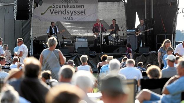 Den anden udgave af Fjordfesten i Hals løb lørdag af stablen. Foto: Allan Mortensen Allan Mortensen