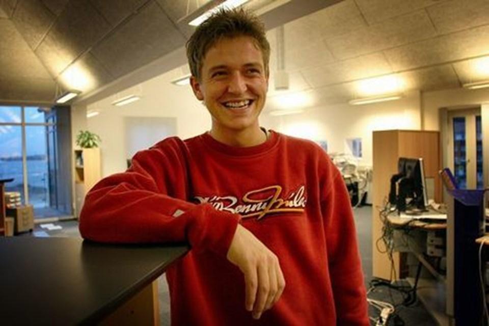 d7eae490515 Kenneth Madsen har personligt fået meget ud af sit engagement i  organisationen Ventilen, der går ud på at drive sociale mødesteder for  ensomme unge.