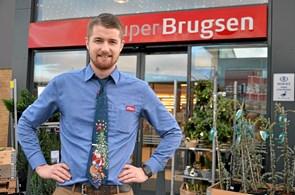 Emil er ny mand i  spidsen i Terndrup