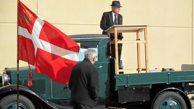 Deltagerne i Thy Veteranbilklubs traditionsrige Thyløb omfatter sædvanligvis køretøjer fra hele landet samt vore nabolande, især Sydnorge. Privatfoto