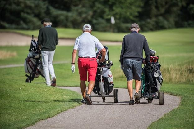 Kommunens golf- og rideklubber får reduceret den kommunale støtte, når den nye Folkeoplysningsordning er fuldt implementeret i 2020. Arkivfoto