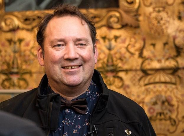 Blomsterhandler og Kongelig Hofleverandør Bjarne Als sammensætter originale udsmykninger hver eneste jul, så oplevelsen er ny. Nicolas Cho Meier
