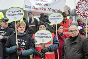 Fagforeninger i støtteaktion for fyrede tillidsvalgte: - Det kommer ikke til at gå ustraffet hen