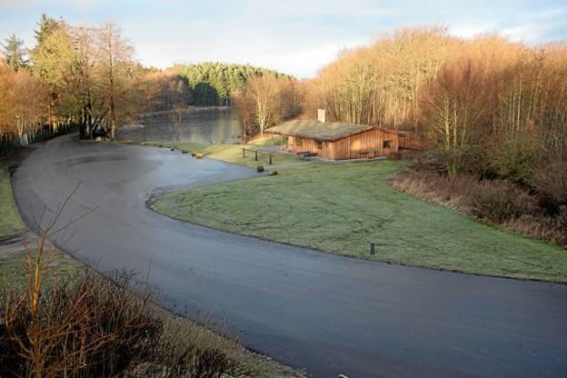 Der er blandt andet givet penge til en legeplads ved Nols Sø. Arkivfoto