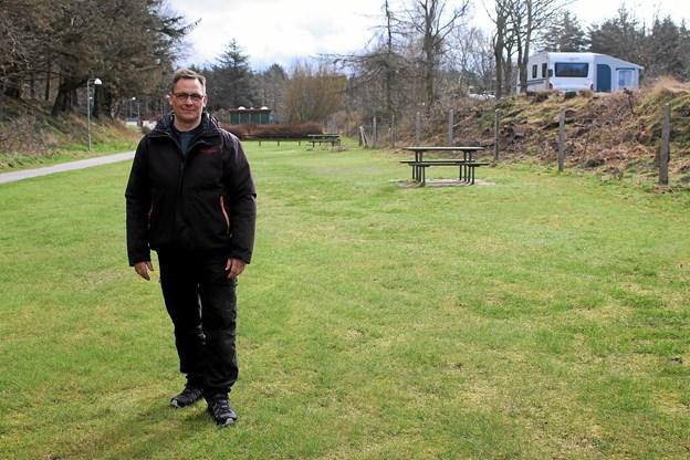 For tyske turister betyder kvaliteten mere end vejret, er Karsten Jepsens erfaring. Arkivfoto: Flemming Dahl Jensen Flemming Dahl Jensen