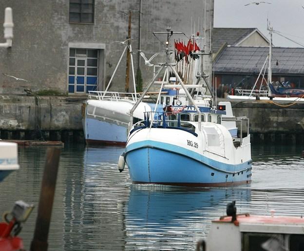 Der er for få fartøjer til at opfiske fiskekvoter i Skaggerrak og Nordsøen.   Arkivfoto: Bent Bach