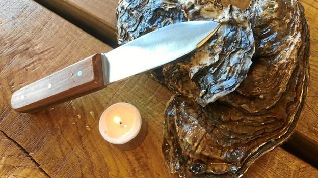 Denne nye kniv hos Svend Bonde hedder Morsø. PR-foto.