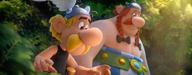 Asterix og trylledrikkens hemmelighed.