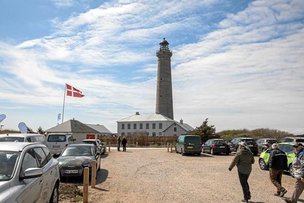 Skagen Grå Fyr – Center for Trækfugle får ny leder per 1. januar.Privatfotos