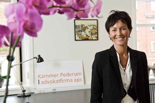 Hverdagsjura med advokat Mette Kammer Pedersen mandag den 5. november på Frederikshavn Bibliotek