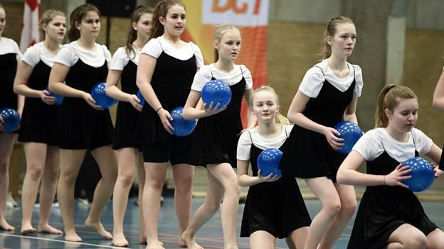 Gymnastikforeningen i Valsgaard er klar med nyt til, hvis man vil dyrke motion på en ny måde. Arkivfoto: Claus Søndberg