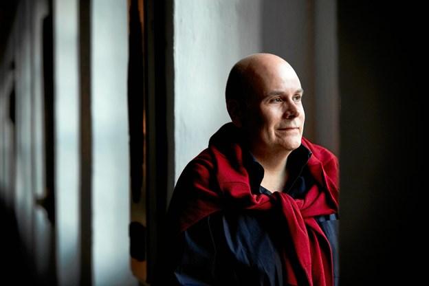 Operasanger Jens-Christian Wandt - optræder både som solist og konferencier i forbindelse med julekoncerten i Mariager 22. november. PR-foto