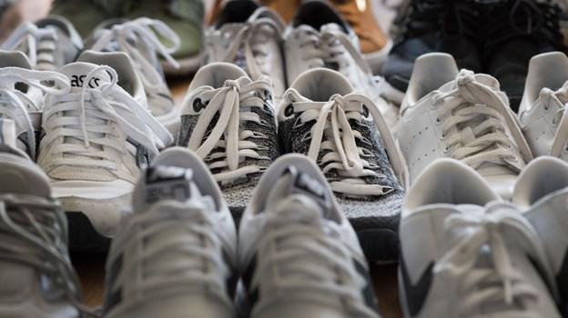 Du kan snart gå på opdagelse i second hand tøj og sko. Arkivfoto: Matthew Burnett