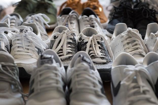 279282bad2d Hendes egen passion for sneakers blev motivationen bag at starte et marked,  hvor man kan sælge ud af sin samling og finde nye ting.